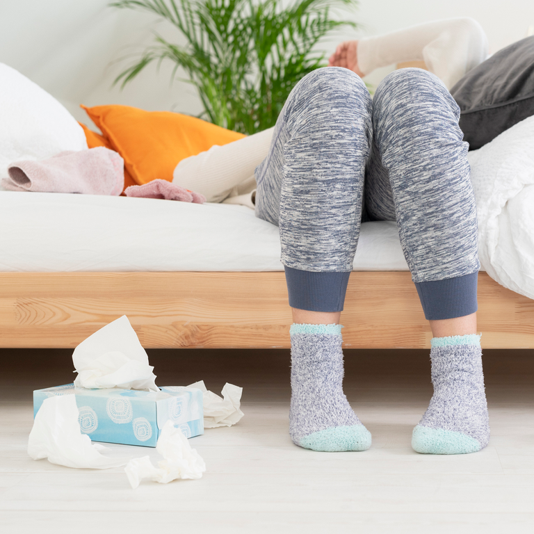 The 4 Groups of People Who Are Likely to Have Serious Flu-Related Complications